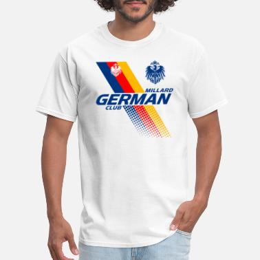 Germanic Fantasy Millard German Club - Men's T-Shirt