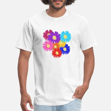 Flower Day bunch of flowers mother's day - Men's T-Shirt