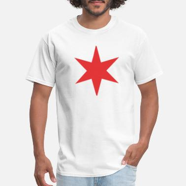 Game Star Red Star - Men's T-Shirt