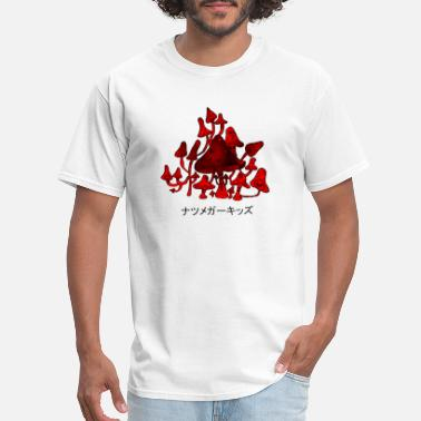 Mush Mushroom In Red - Men's T-Shirt