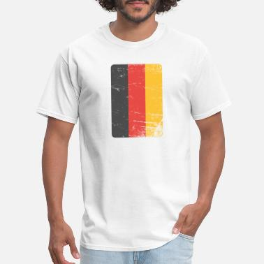 Flag Of Germany Germany. Germany flag. Love Germany. - Men's T-Shirt