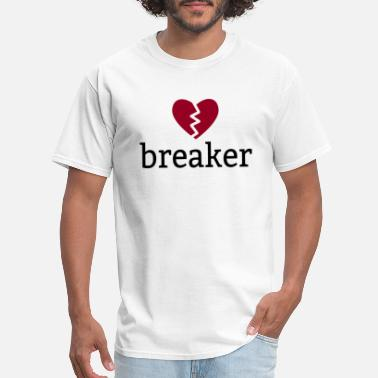 Breaker breaker - Men's T-Shirt