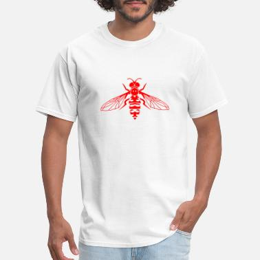 Fly Fly Insects - Men's T-Shirt