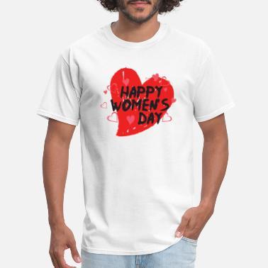 2ba8c39c698 Naughty Girl Women  39 s Day Motive T Shirt 12 - Men  39