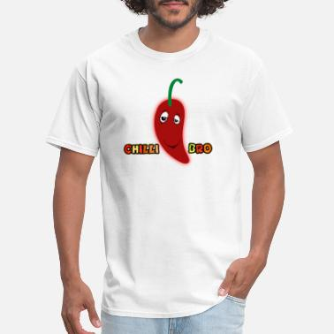 Chilly chilli - Men's T-Shirt