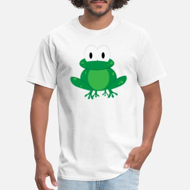 Big Eyes Frog Big Eyes - Men's T-Shirt