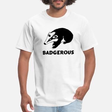 Badger Badgerous - Men's T-Shirt