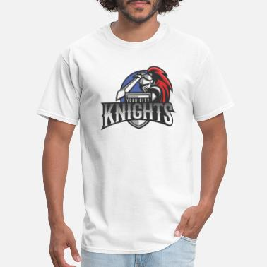 Knights Of St John Knights Your City - Men's T-Shirt