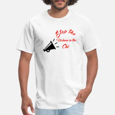 Stop Violence Stop the violence - Men's T-Shirt