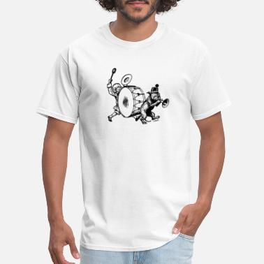 Jam Band The Dog Kid Jam Band - Men's T-Shirt