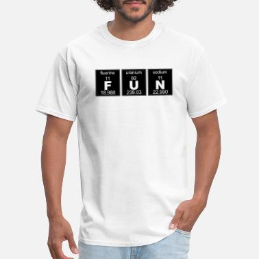 Chemistry-is-fun Chemistry FUN - Men's T-Shirt