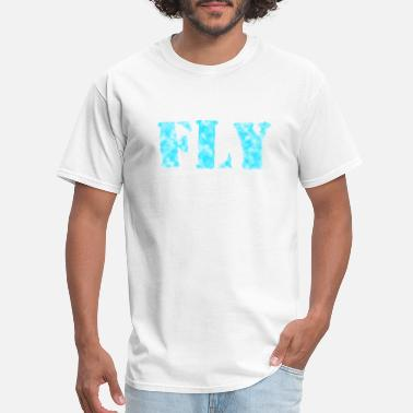 Fly Away FLY - Men's T-Shirt
