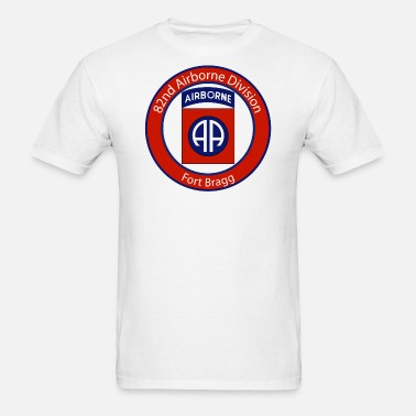0008e4335 82nd Airborne Ft Bragg Men's Premium T-Shirt | Spreadshirt