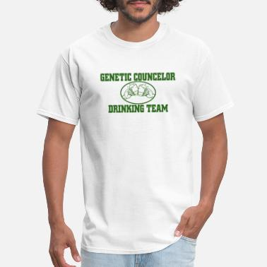 Genetic Engineering genetic counselor - Men's T-Shirt