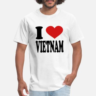 I Love Vietnam i love vietnam - Men's T-Shirt