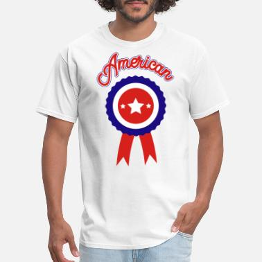 American Icon July 4th American Icon - Men's T-Shirt