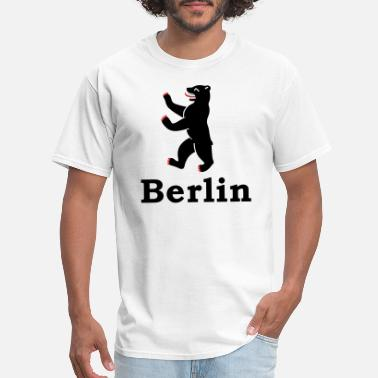 Berlin Bear Berlin - Men's T-Shirt