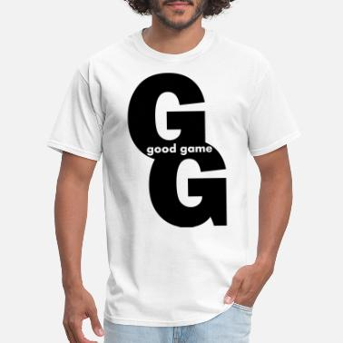 Good Game -  GG - Men's T-Shirt