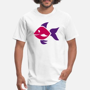 Ornamental Fish Fish - ornamental fish - aquarium - Men's T-Shirt