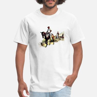 Bonaire Horseback riding - Men's T-Shirt
