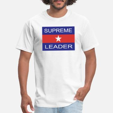 Supreme Leader The Supreme Leader 2 - Men's T-Shirt