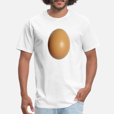 eggs world - Men's T-Shirt