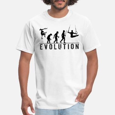 Gymnastics Evolution Gymnastics - Men's T-Shirt
