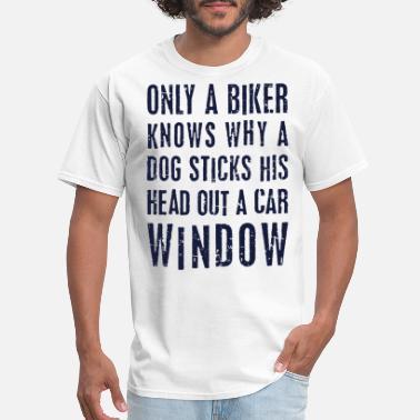 185f32ece Classic Motorcycle Biker Motorcycles BSA Triumph Airheads Distressed -  Men's T-. Men's T-Shirt