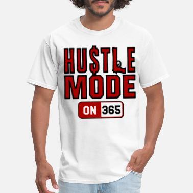 b24965c9 Hustle Mode Graphic Tee to Match Retro Air Jordan - Men's T. Men's T- Shirt