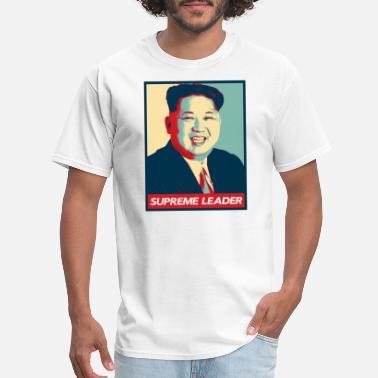 Shop Kim Jong Un T Shirts Online Spreadshirt