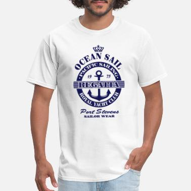 Ocean Ocean Sail Regatta - Men's T-Shirt