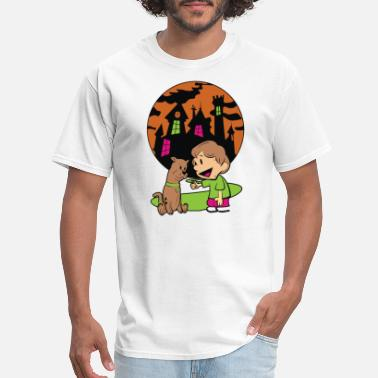 Shaggy Shaggy n Scoob - Men's T-Shirt