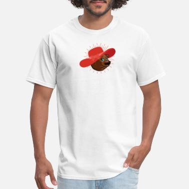 Kid In Christmas Event bear cute - Men's T-Shirt