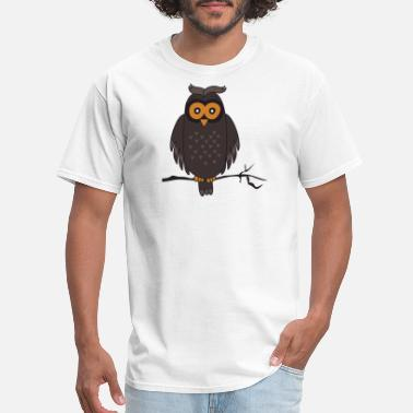 Owlet Owl Owlet - Men's T-Shirt