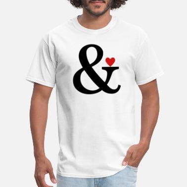 Shirts Shop Ampersand T Spreadshirt Online Love wU4q6F