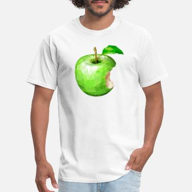 Pixelated Kids Pixelated Apple - Men's T-Shirt