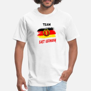 East Germany Team East Germany Gift DDR East Ossi - Men's T-Shirt