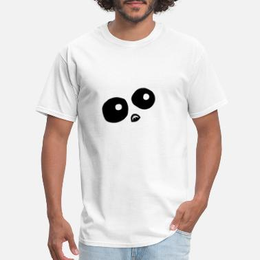 Dark Eye Monster eyes dark - Men's T-Shirt