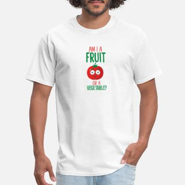 With Vegetables Vegetables - Men's T-Shirt