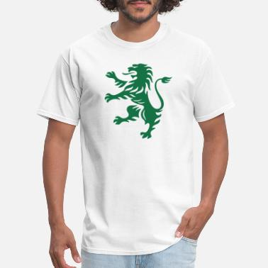 Lion Sport Sporting CP Lion - Men's T-Shirt