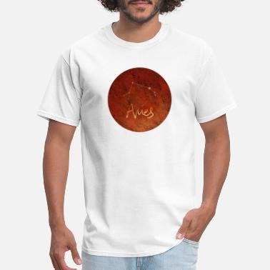 Constellation Aries Aries constellation - Men's T-Shirt