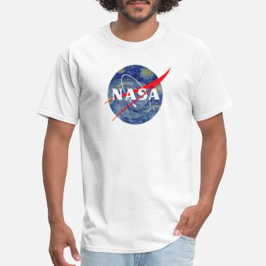 Nasa Starry Night NASA starry night - Men's T-Shirt