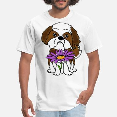 Shop Daisy Dog T-Shirts online | Spreadshirt