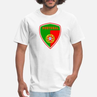 Made In Portugal Portugal Portugal Emblem - Men's T-Shirt