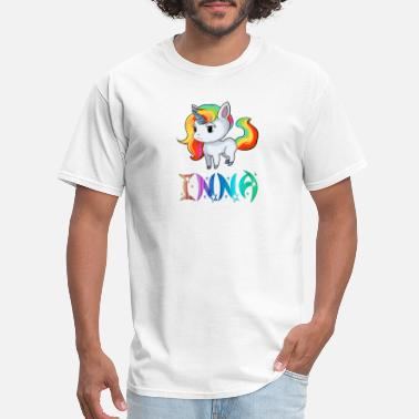 Inna Inna Unicorn - Men's T-Shirt