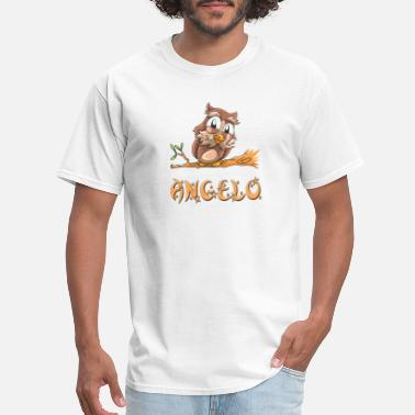 Angelo Angelo Owl - Men's T-Shirt