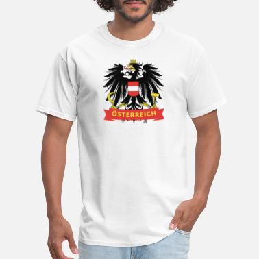 fbdbcb59b Austria Austria - Land of Sisi Tee - Men's T-Shirt