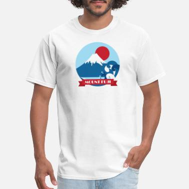 Japan Mount Fuji Mount Fuji - Japan Tee - Men's T-Shirt