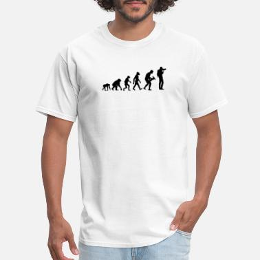 Videographer Evolution Of a Photographer Funny Photography - Men's T-Shirt