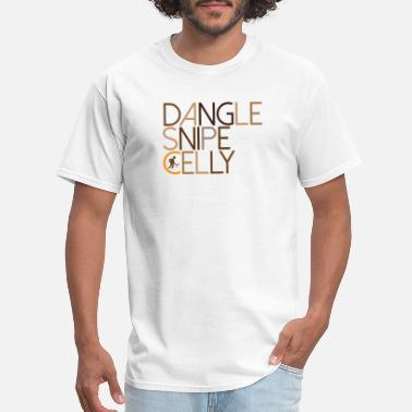 Celly DANGLE SNIPE CELLY HOCKEY - Men's T-Shirt